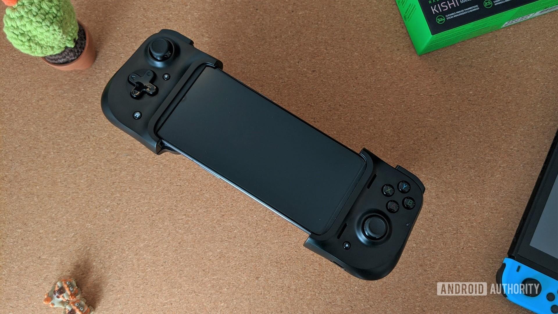 Razer Kishi with OnePlus 7 - Razer Kishi review