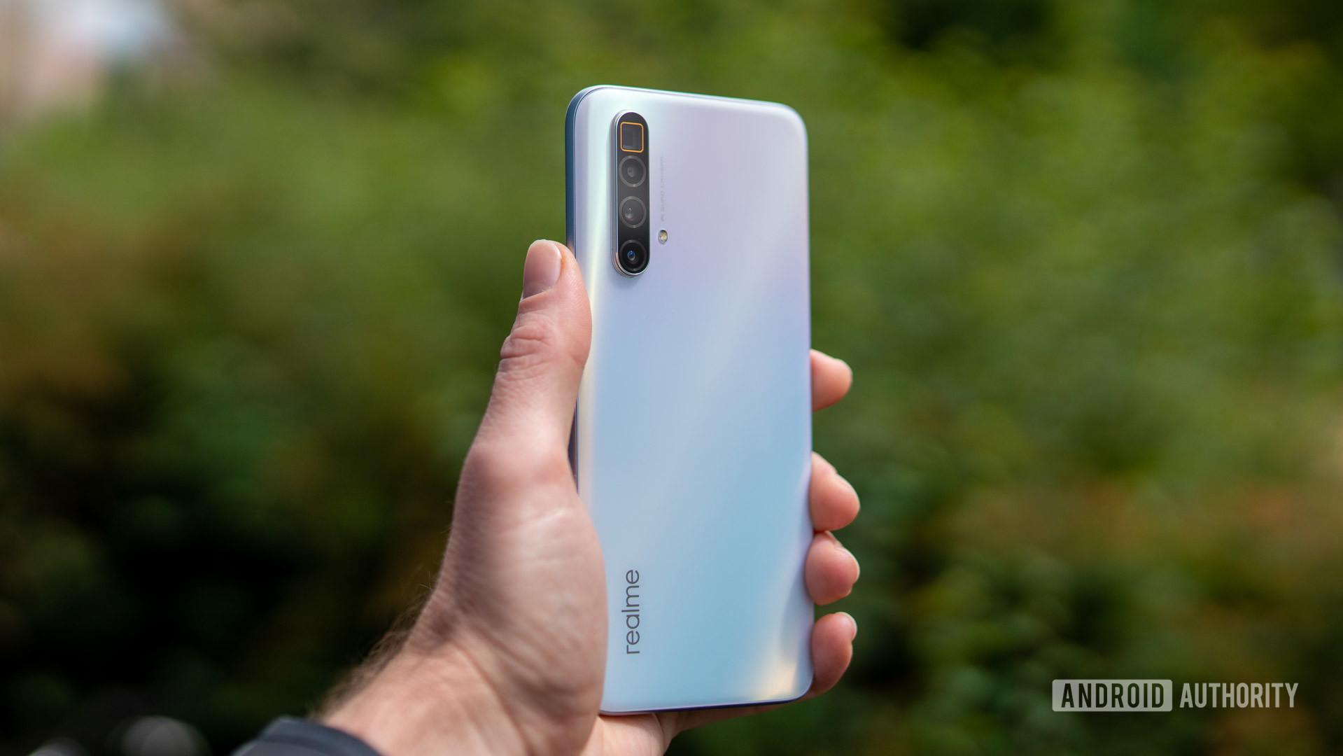 Realme X3 SuperZoom - best uk phone under 500 pounds