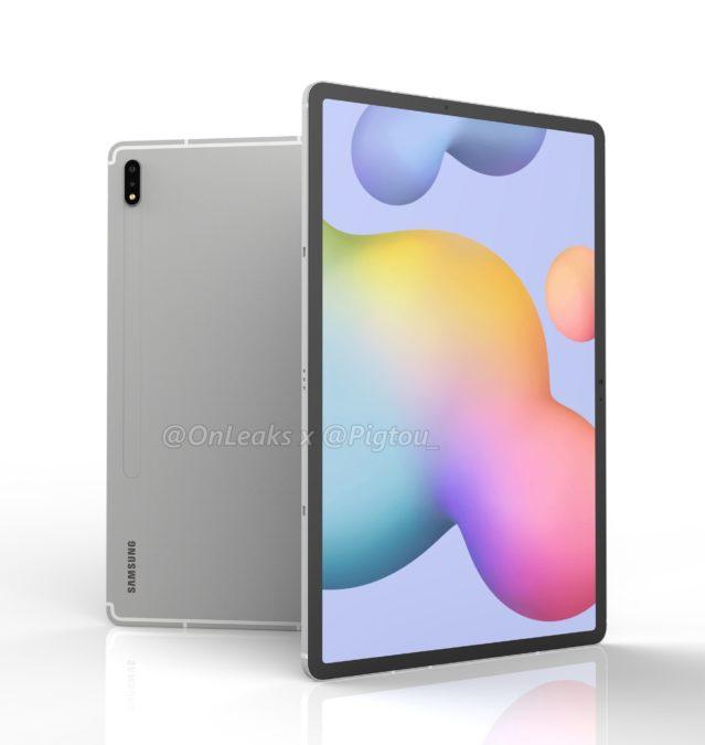 Samsung Galaxy Tab S7 Plus 1