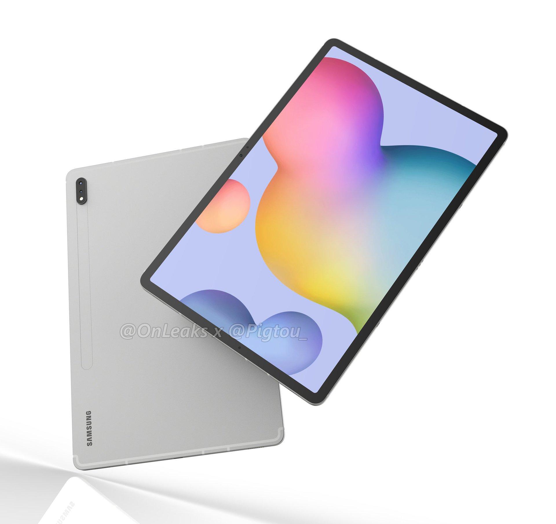 Samsung Galaxy Tab S7 Plus 2