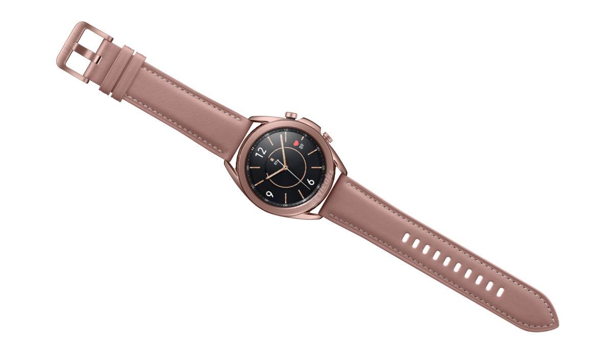 Samsung Galaxy Watch 3 specs leak reveals battery size ...  |Galaxy Watch 3