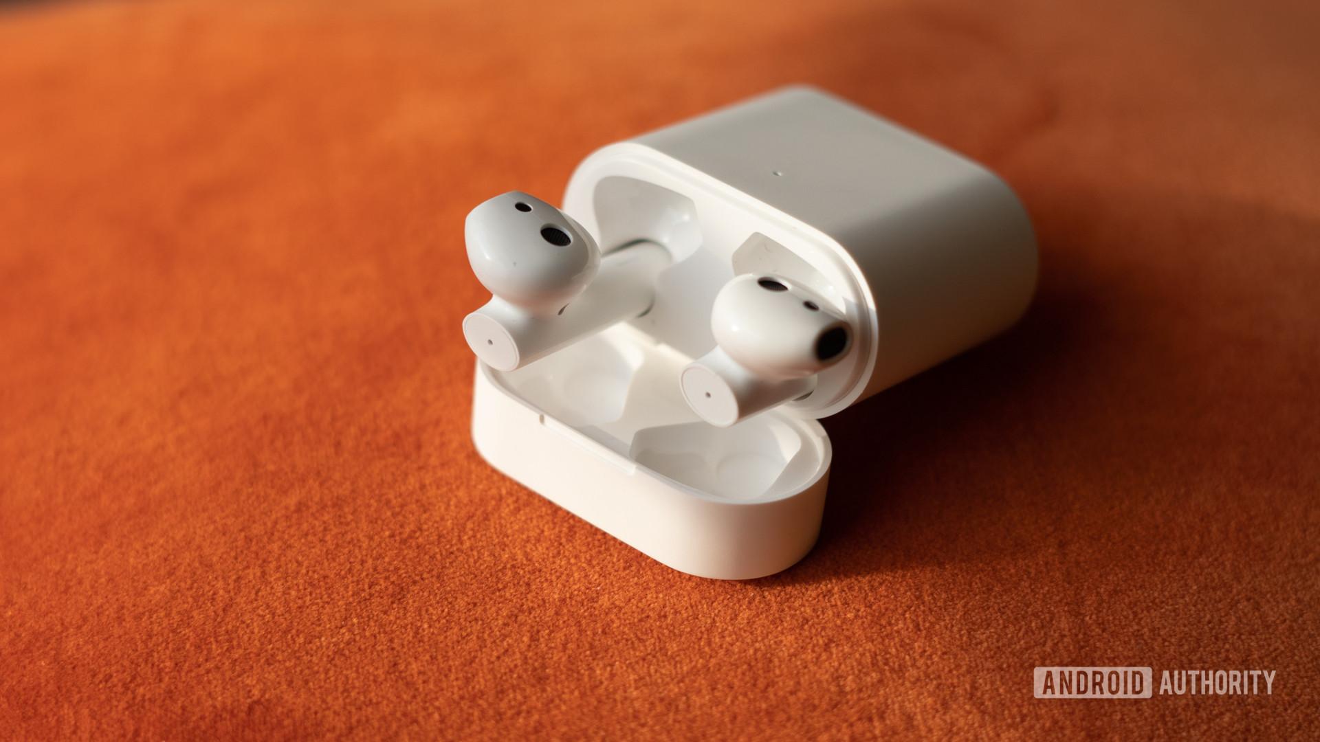 Image of Xiaomi True Wireless Earphones 2 earbuds in case