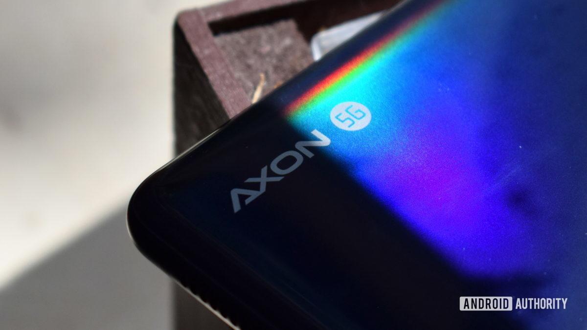 ZTE Axon 11 5G logo