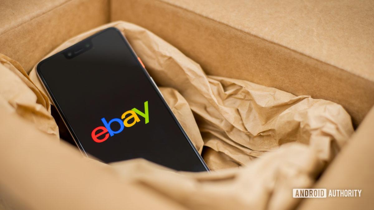 eBay stock photo 3 - Refurbished phones