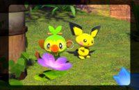 pokemon snap screenshot