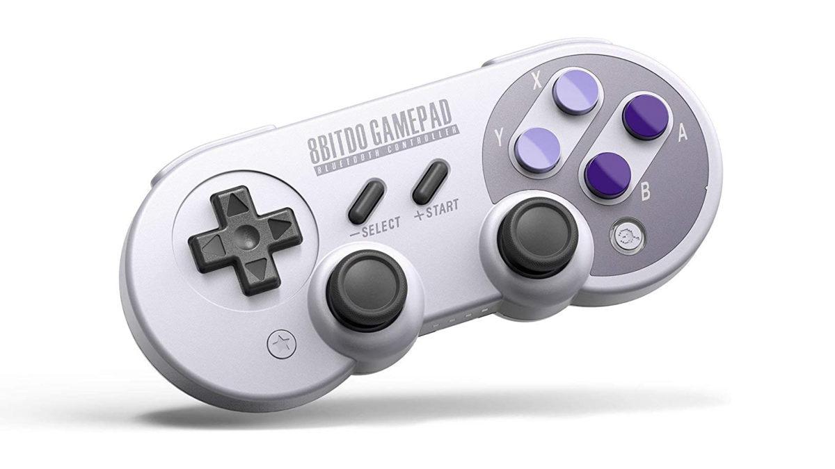 8bitdo SN30 Pro Nintendo Switch Controller