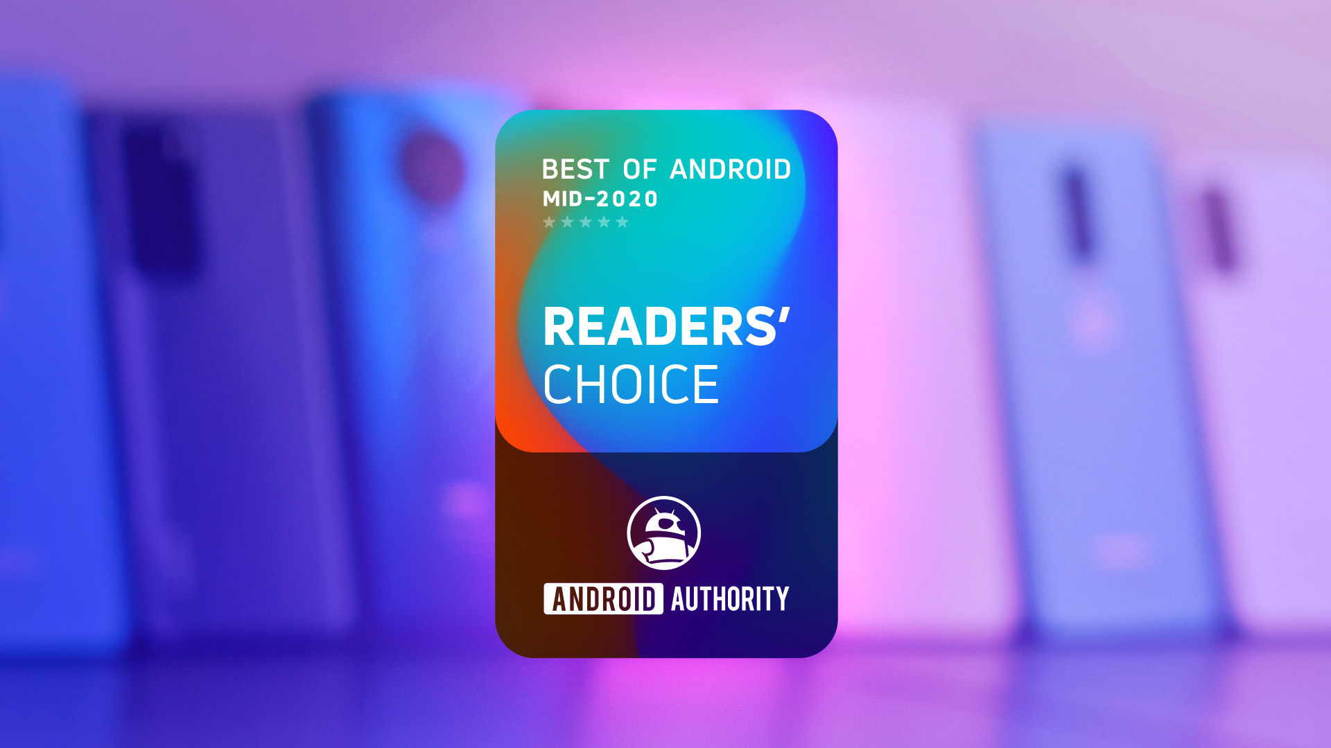 Best of Android Mid 2020 Readers Choice