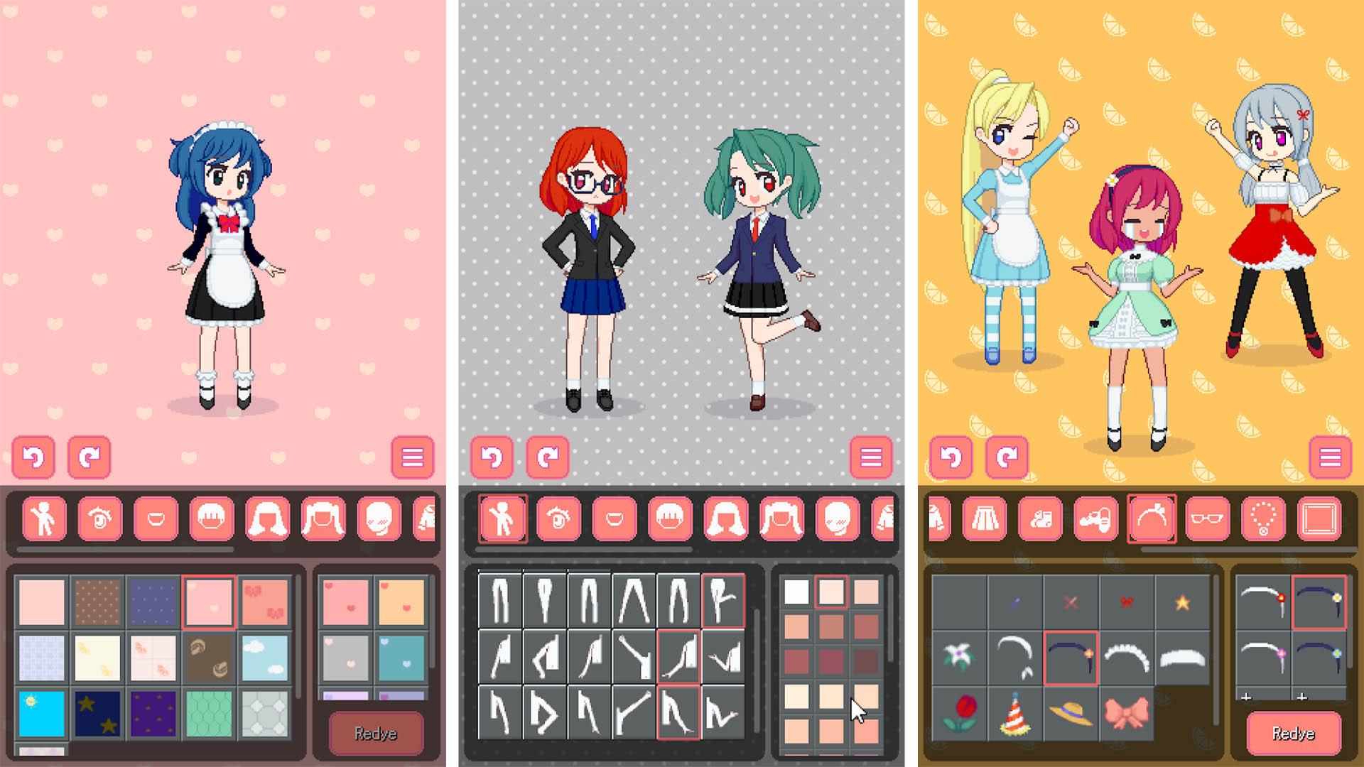 Cindys Dressup Friends screenshot