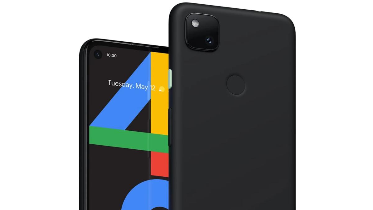 Google Pixel 4a Official Render Leaked