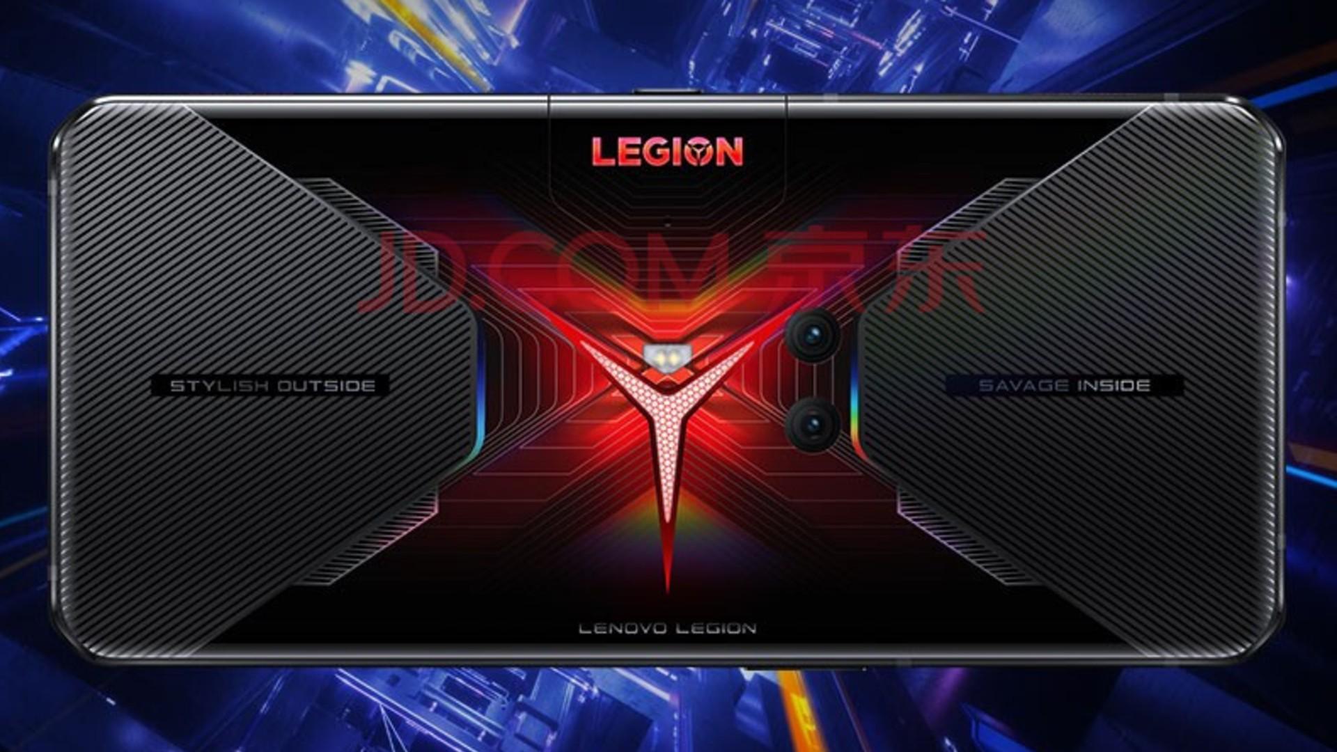 Lenovo Legion Gaming Phone Render