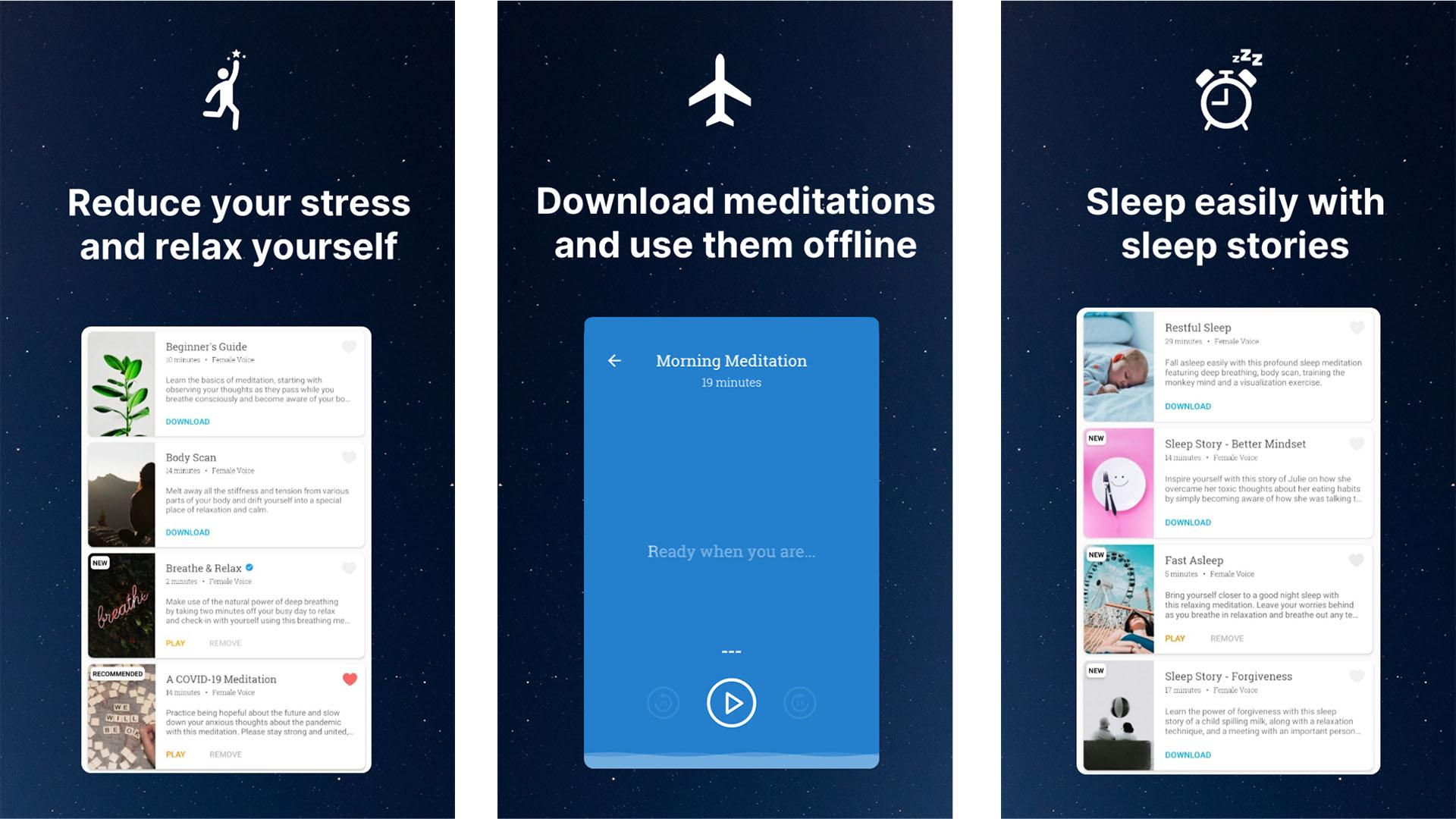 Lets Meditate screenshot 2021