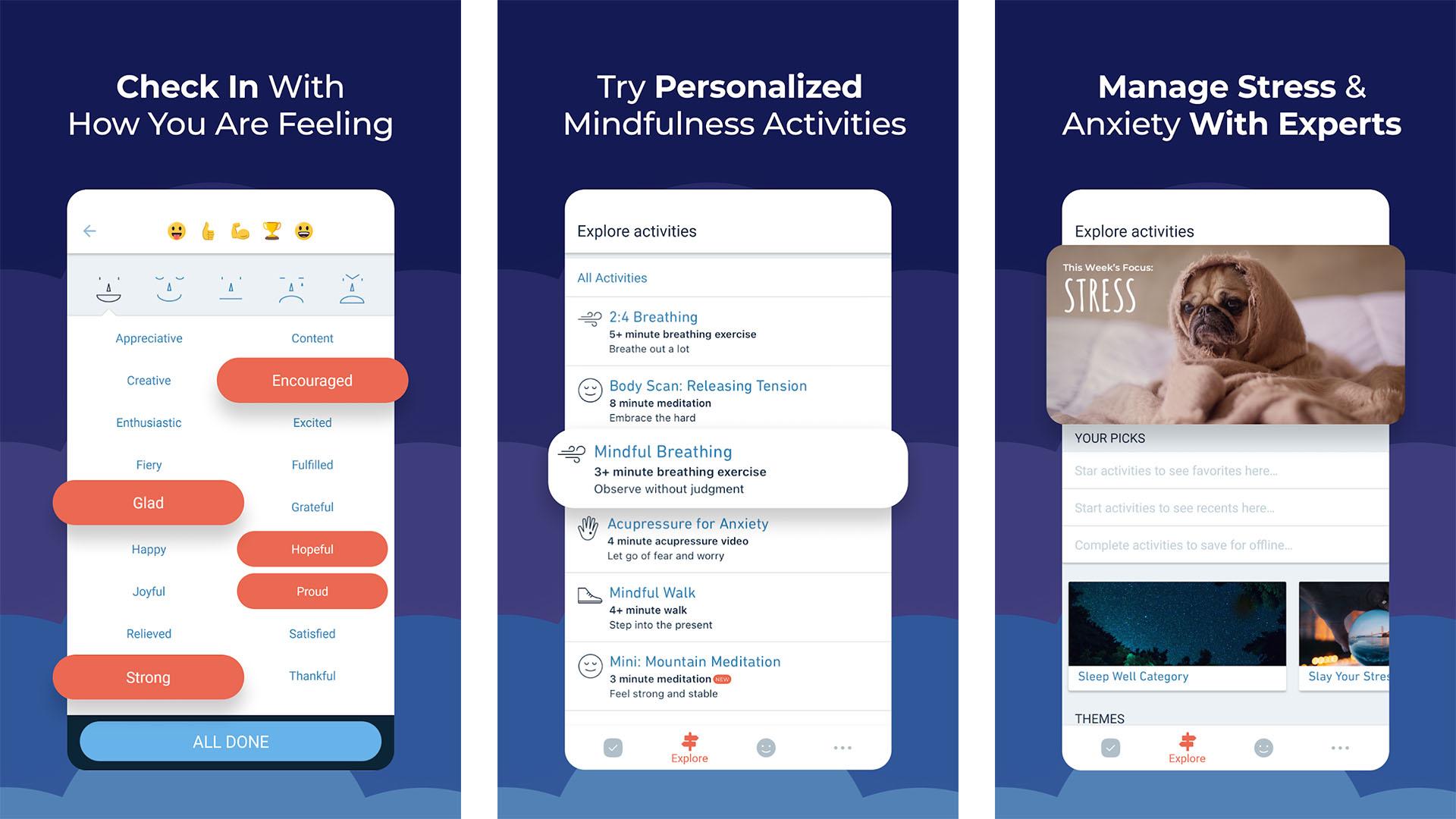 MyLife Meditation screenshot 2021