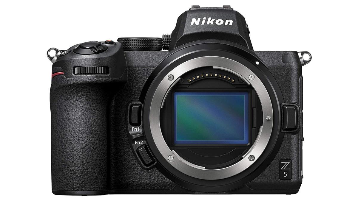 Nikon Z 5 Best mirrorless cameras