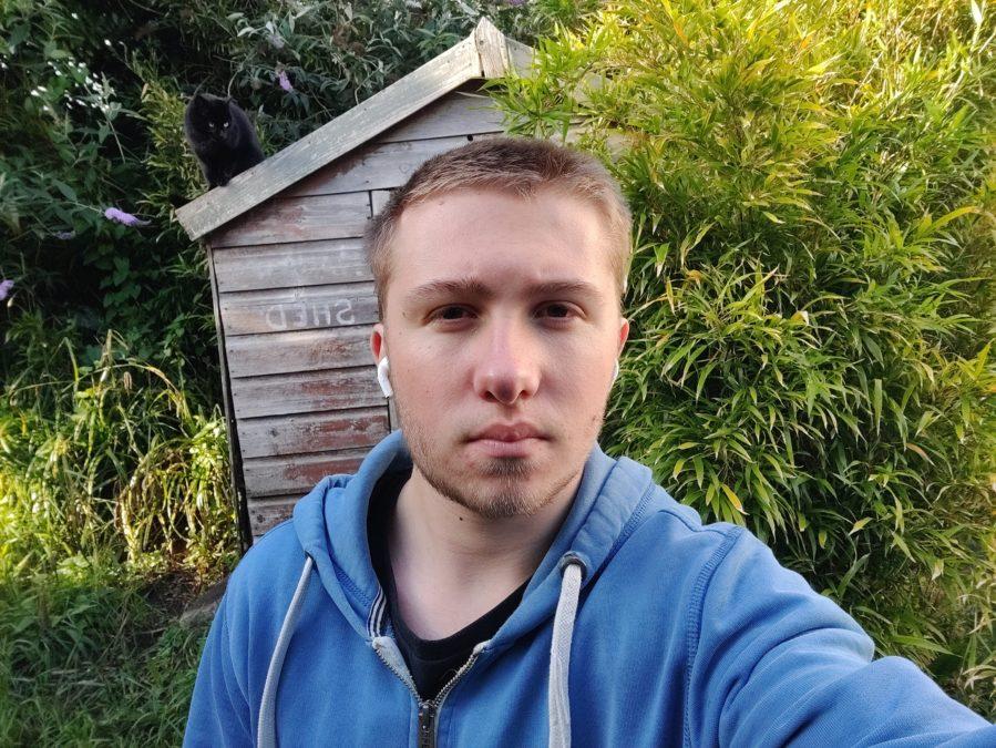 Nord vs Se Nord shed selfie