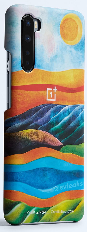 OnePlus Nord creator case 2