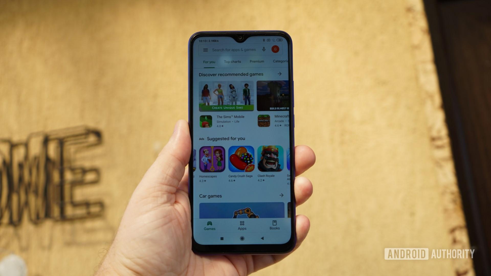 Redmi 9 device photo 04