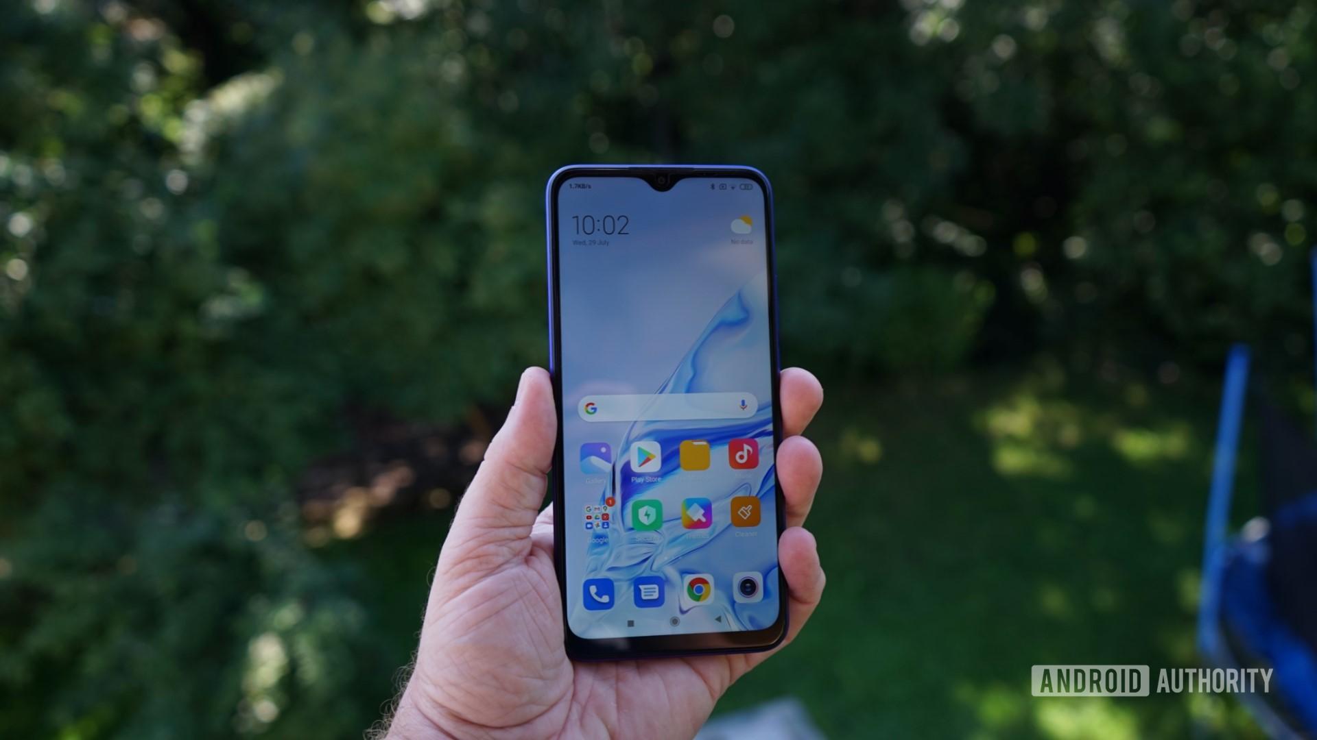 Redmi 9 device photo 14