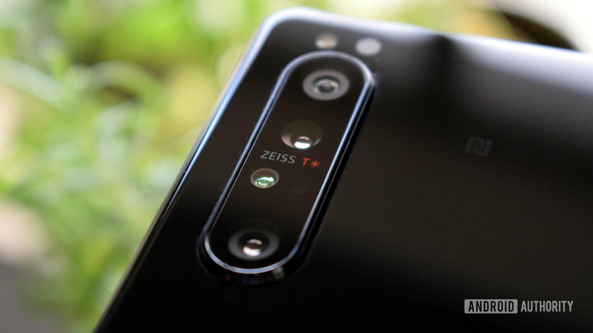Sony Xperia 1 II camera