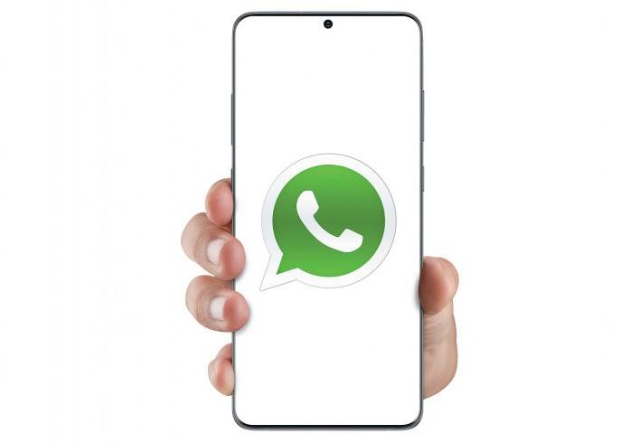 Samsung Galaxy S20 WhatsApp Logo neu 1