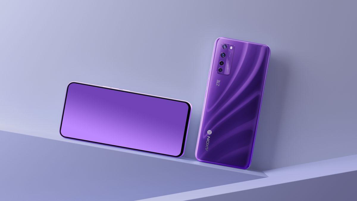 Axon 20 5G Purple