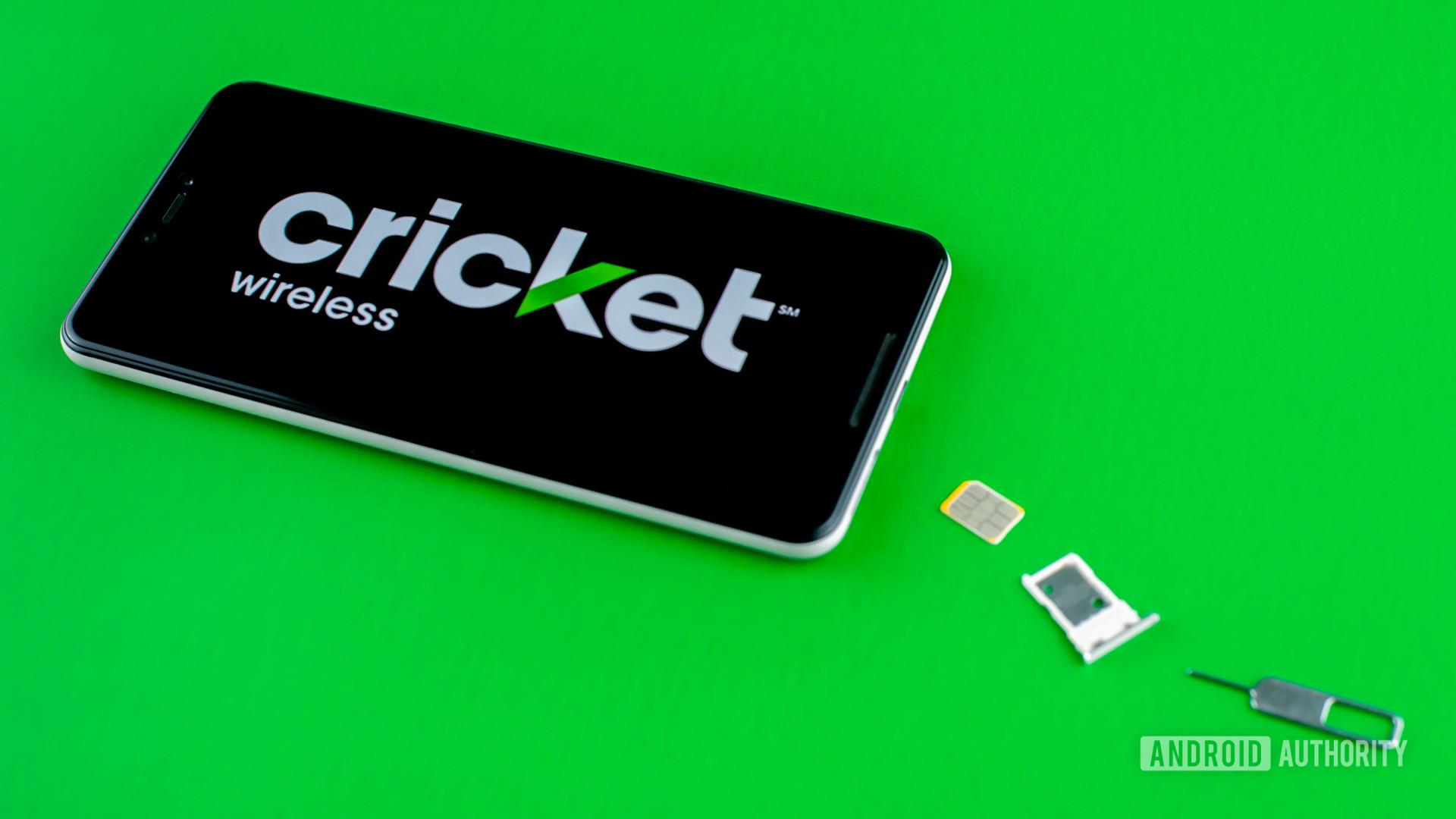Cricket Wireless stock photo 2