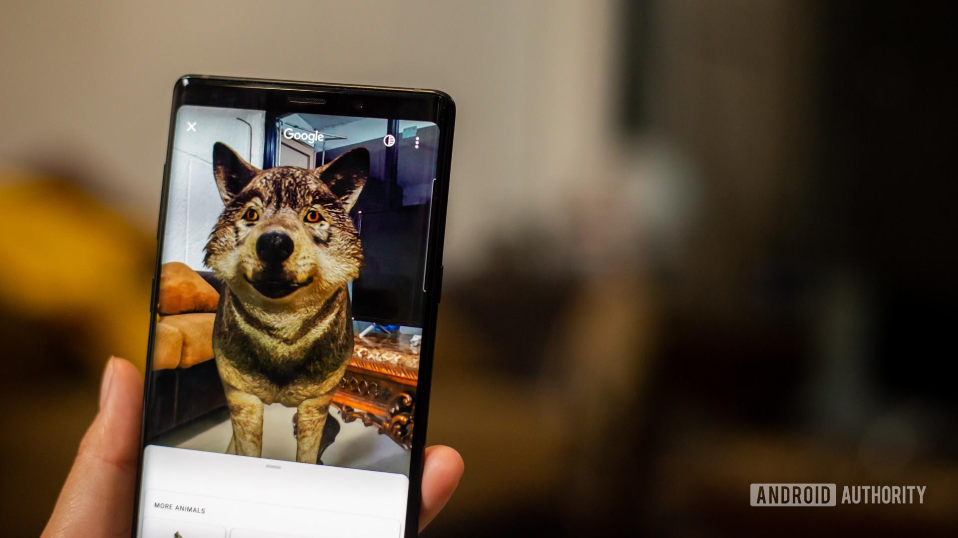 Google Search 3D animals 6