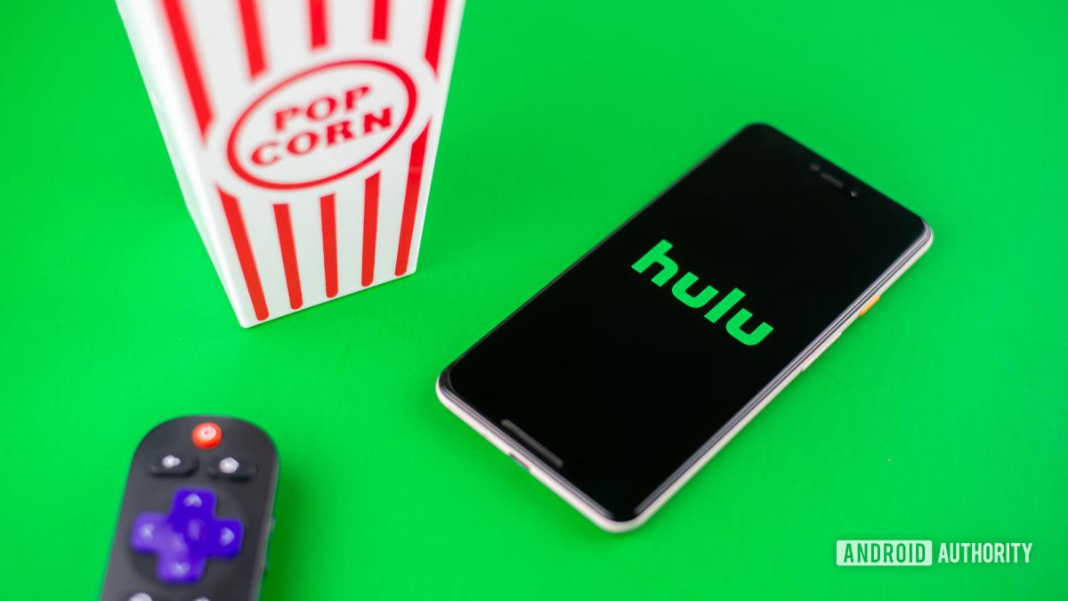 Hulu stock photo fondo verde 1