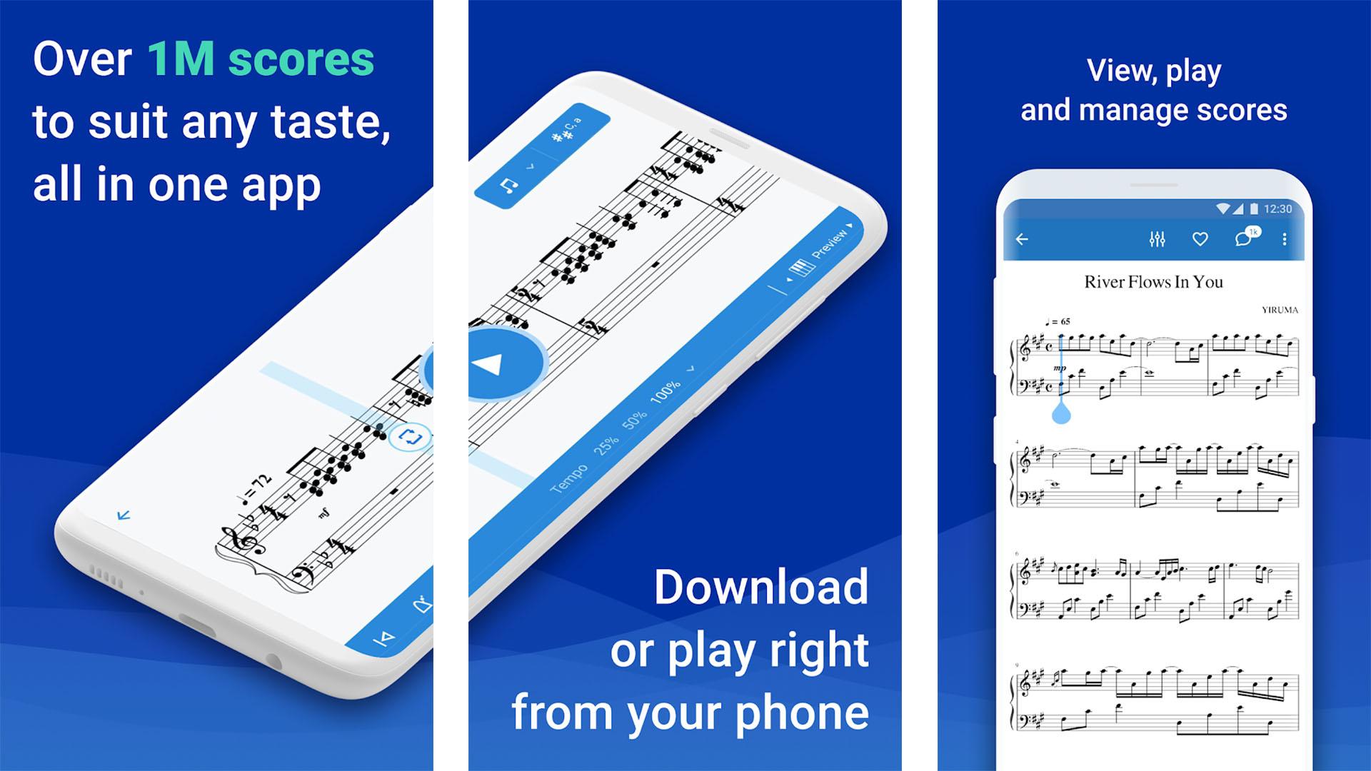 MuseScore screenshot 2020 final