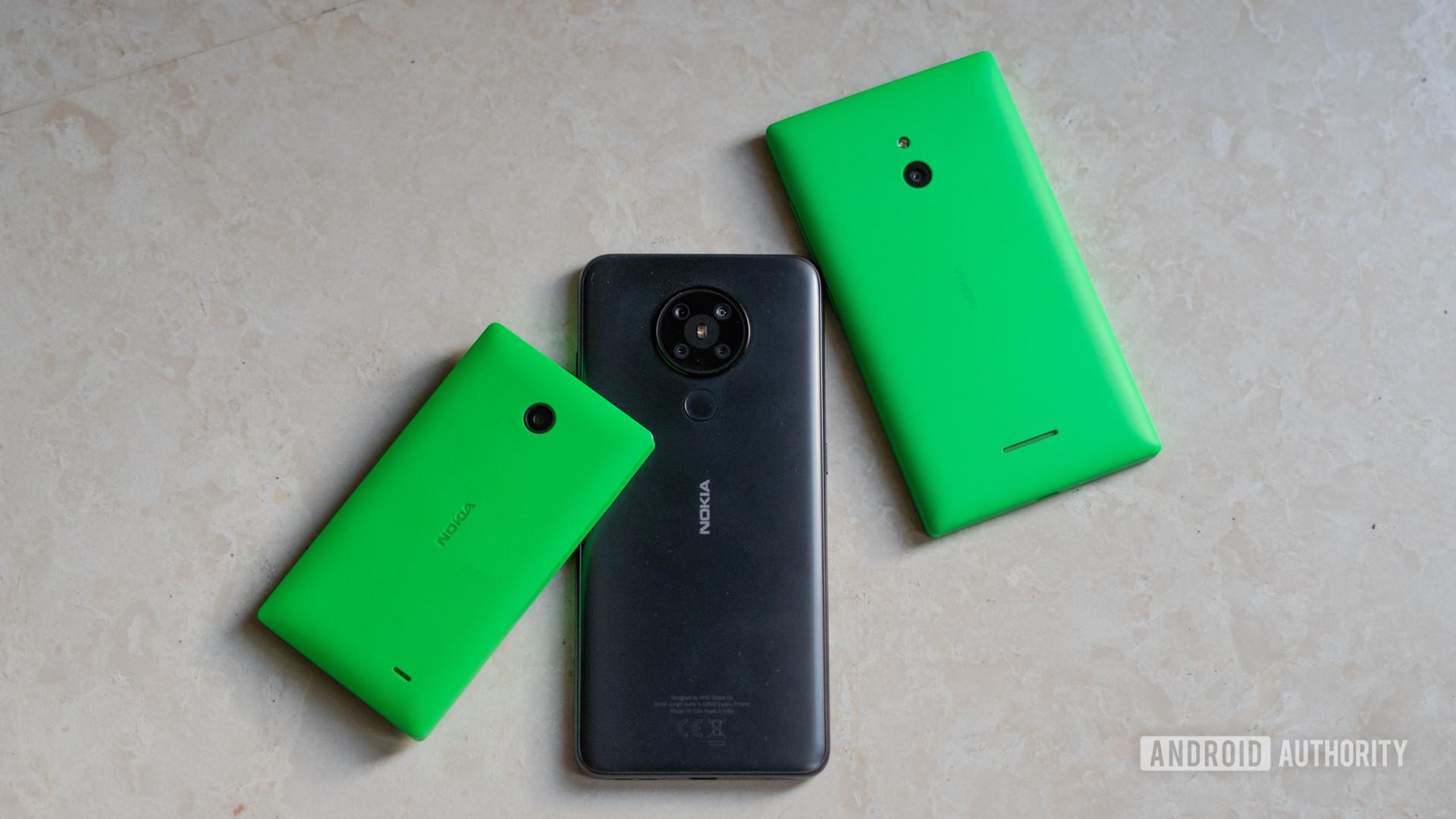 Nokia X Nokia XL with Nokia 5.3 HMD