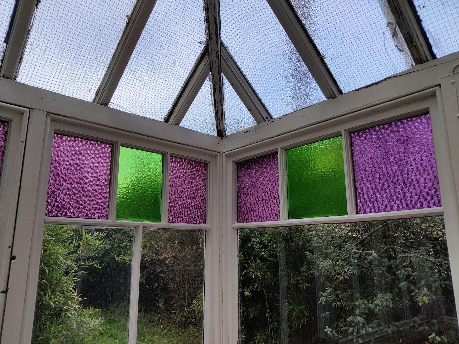 Nord vs 4a vs SE Nord porch colored windows