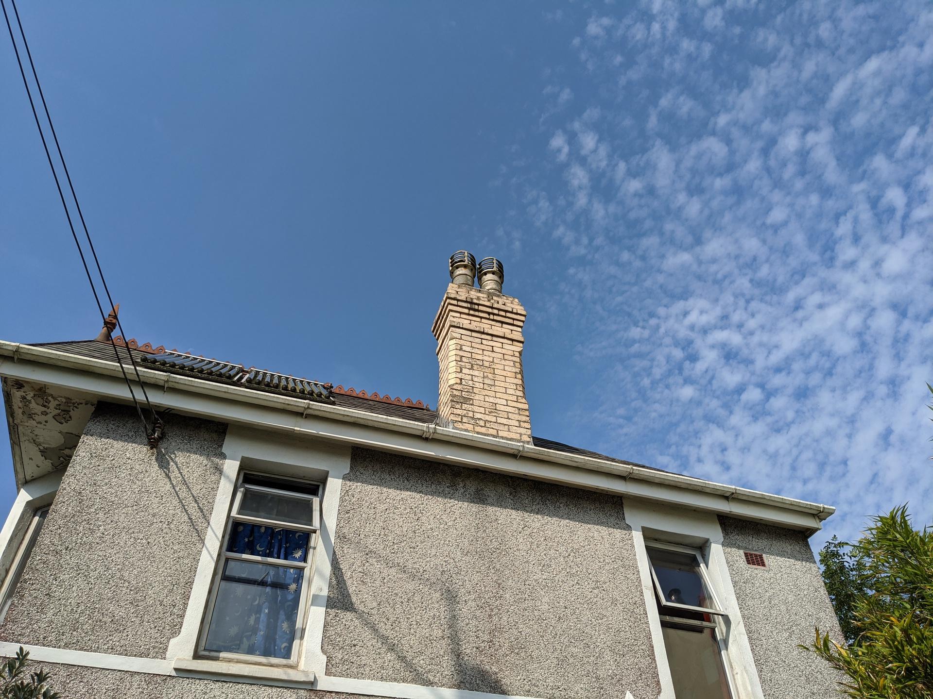 Pixel 4a vs Pixel 4 4 chimney 1x