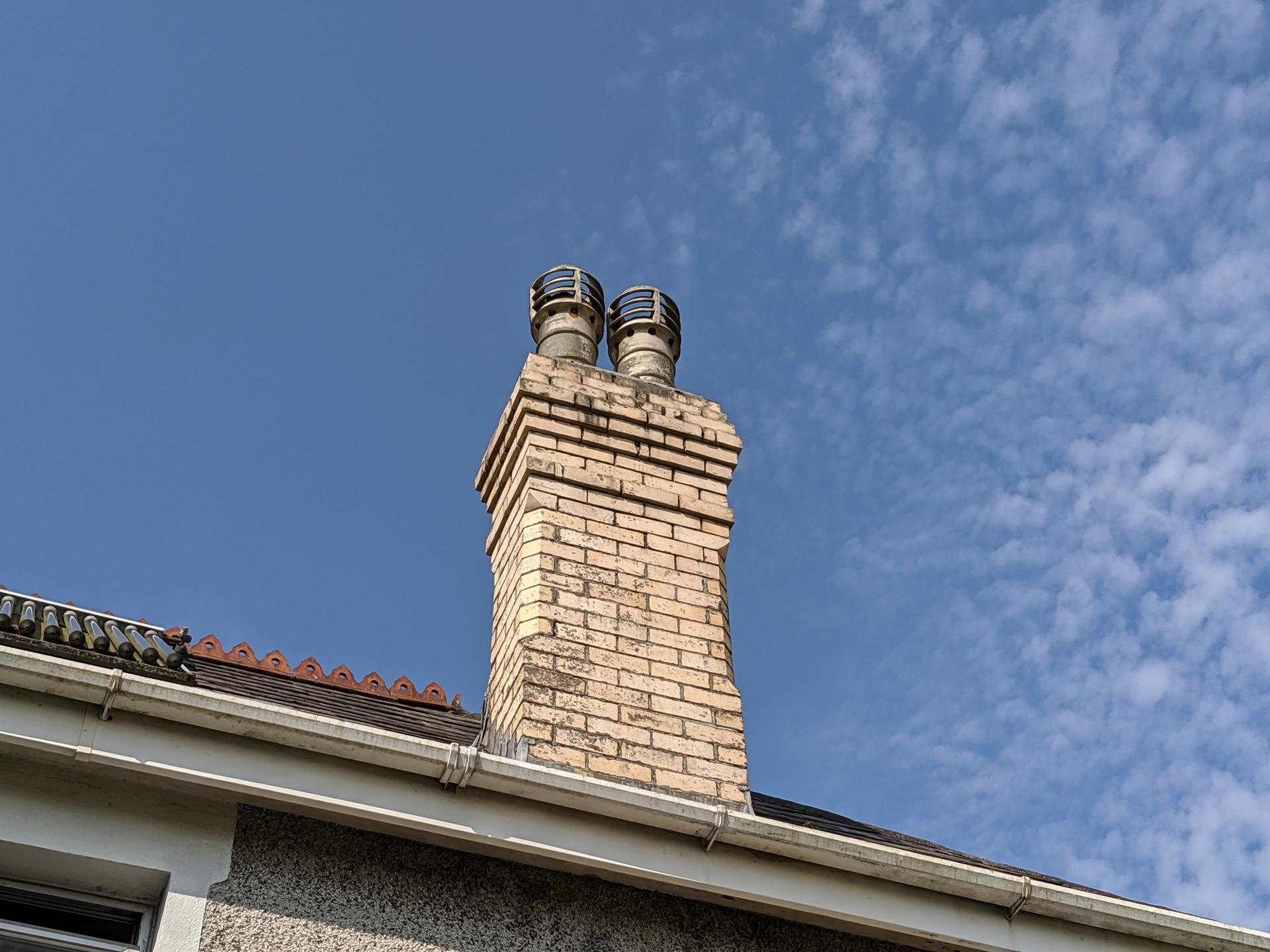 Pixel 4a vs Pixel 4 4a chimney 2x