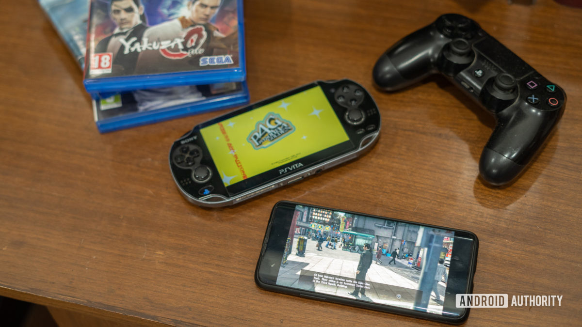 PlayStation Remote-play
