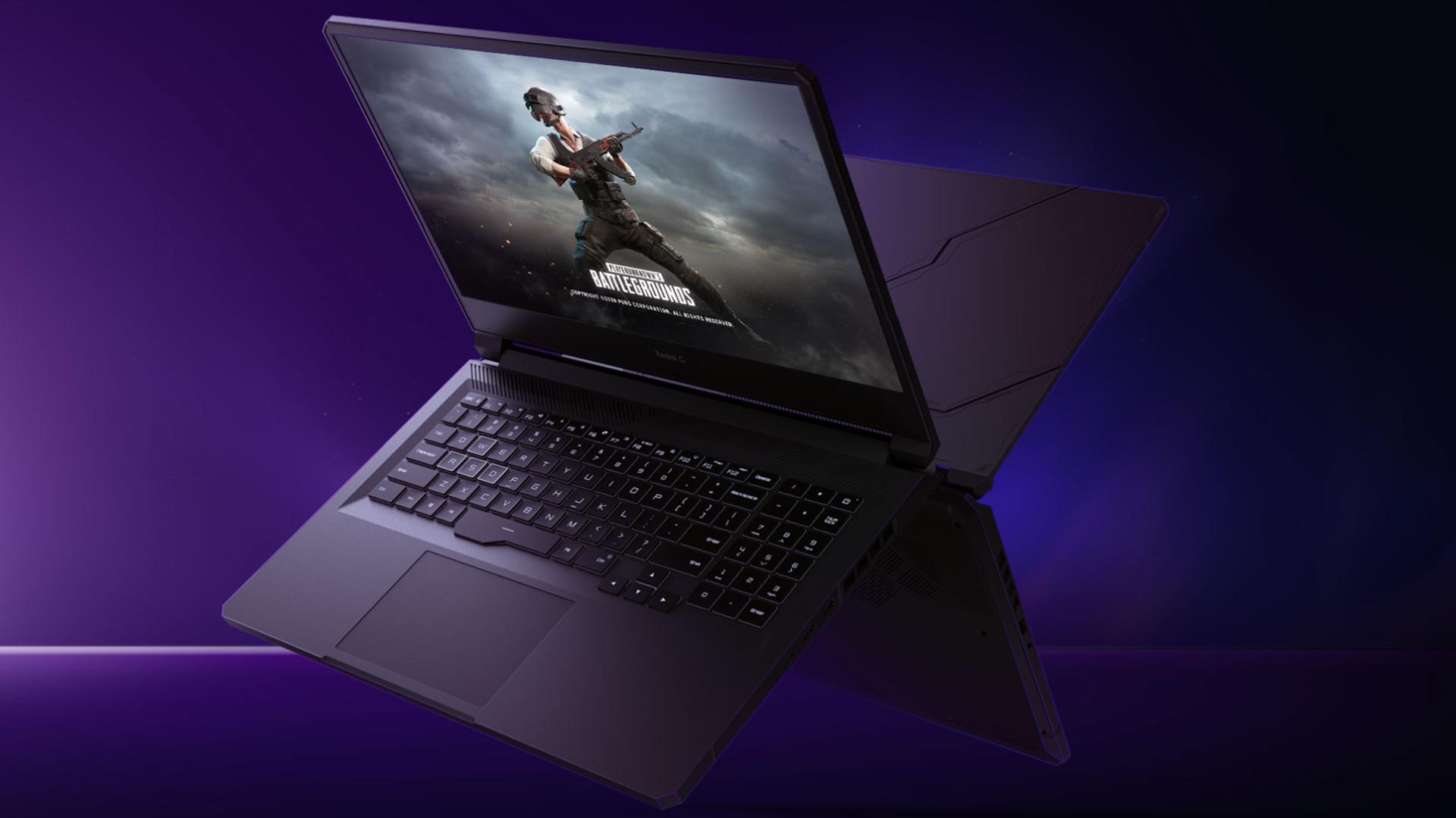 Redmi G gaming laptop official