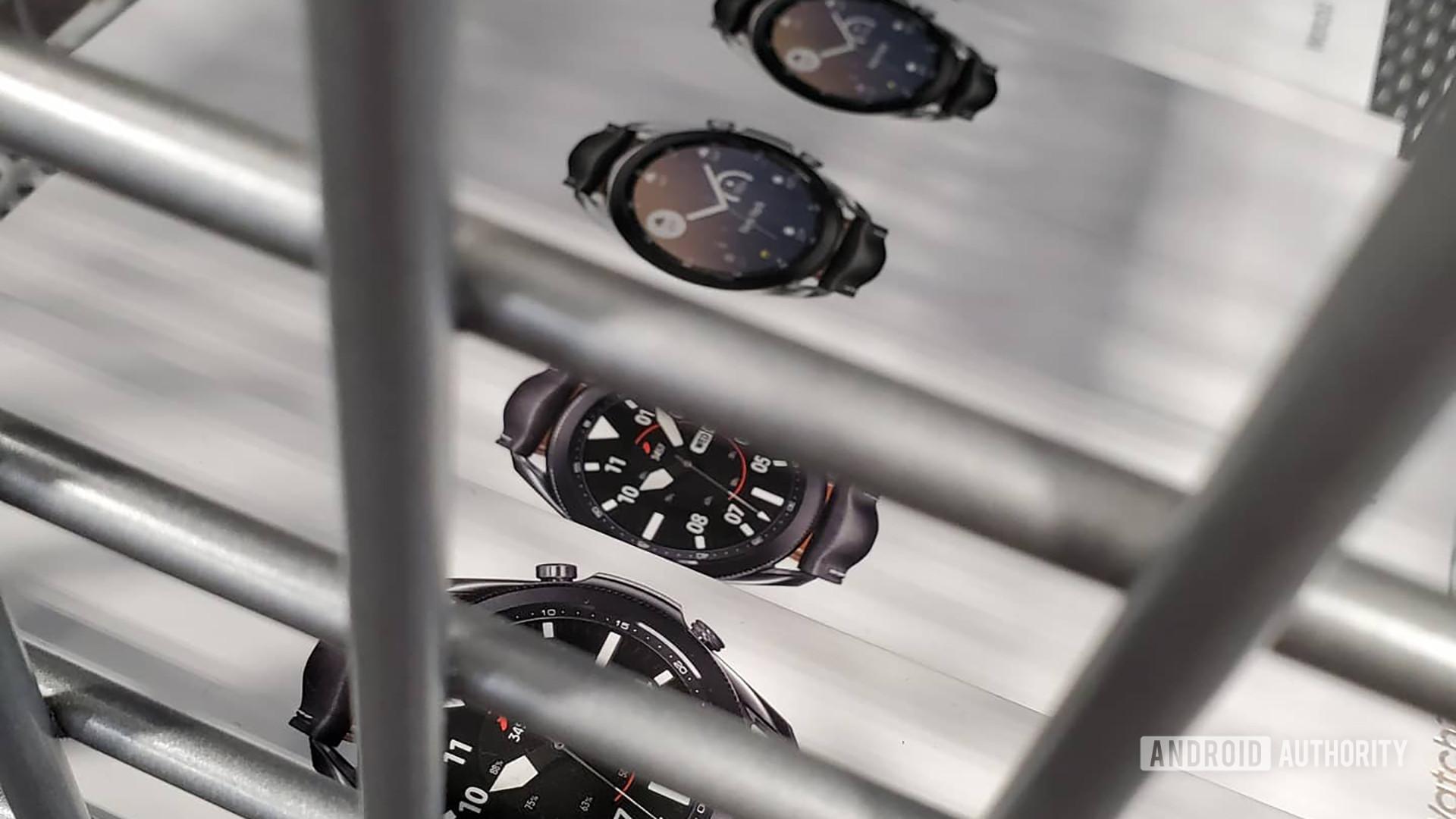 Samsung Gaalxy Watch 3 at Best Buy Pre Release Hero