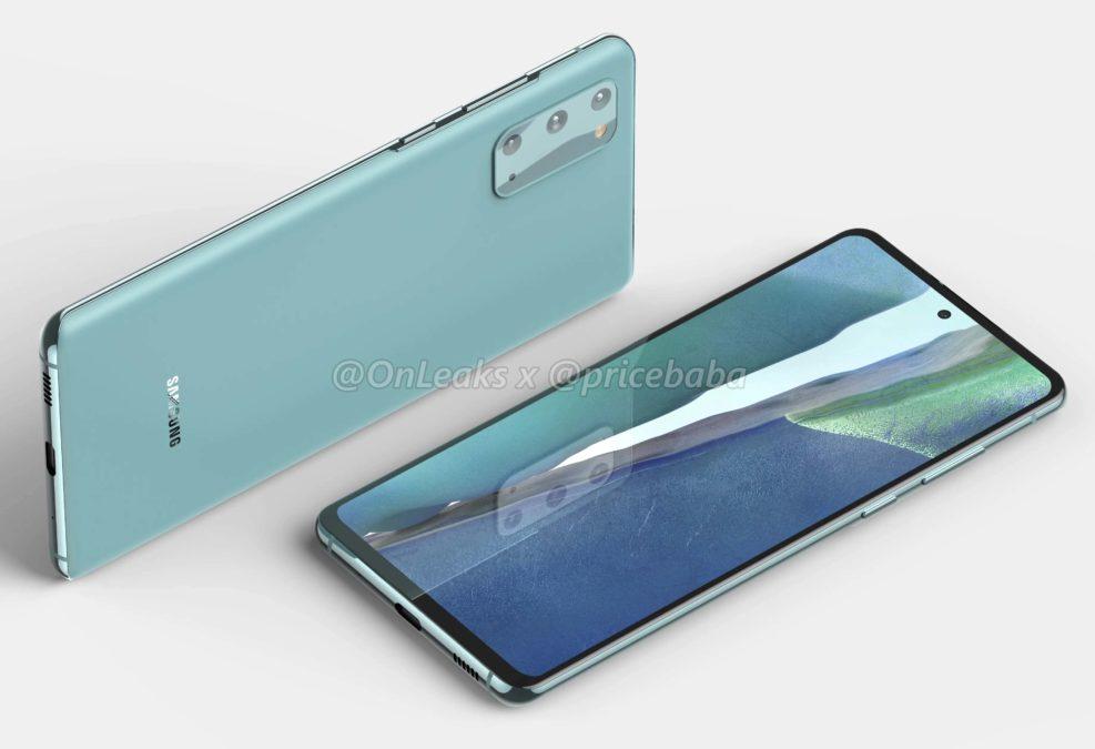 Samsung Galaxy S20 FE pricebaba 2