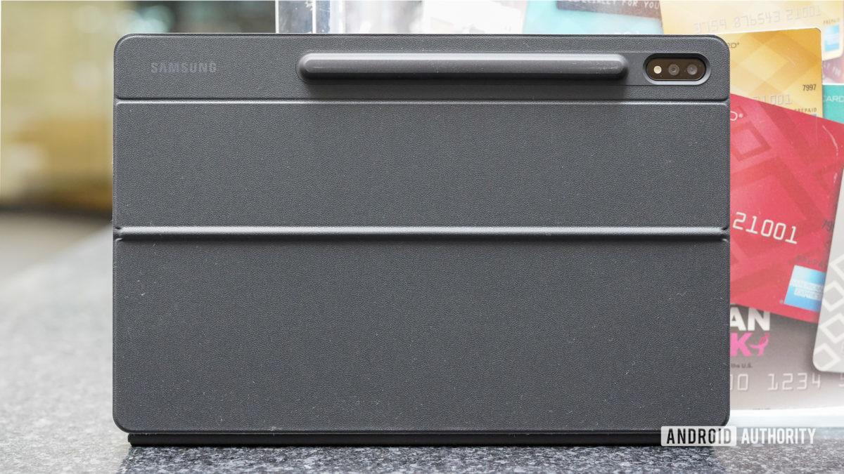 Samsung Galaxy Tab S7 Plus folio case