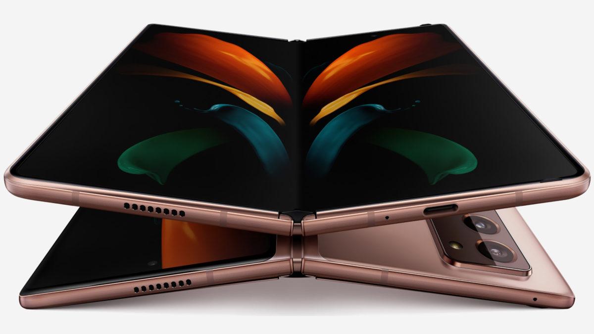 Samsung Galaxy Z Fold 2 Evan Blass 1