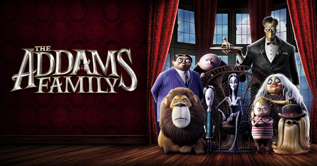 The Addams Family on Hulu