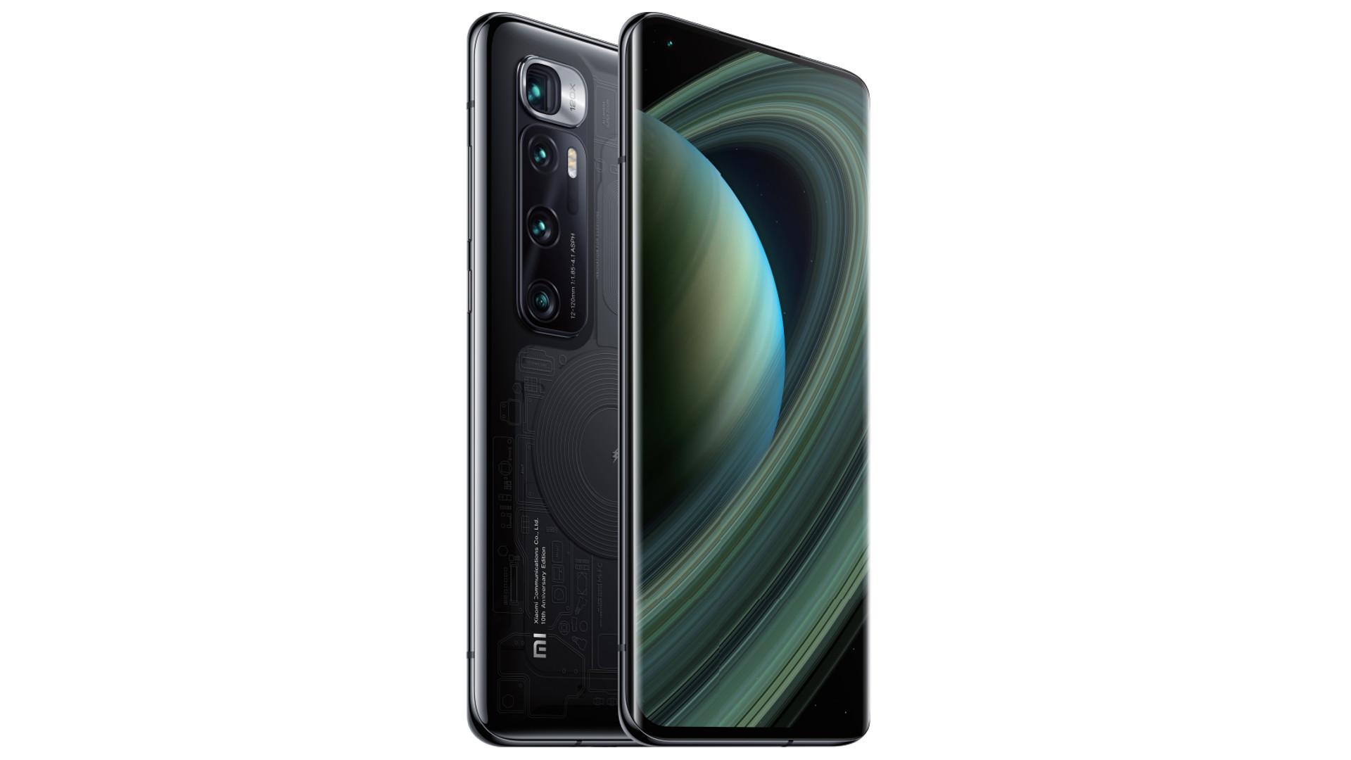 Xiaomi Mi 10 Ultra official