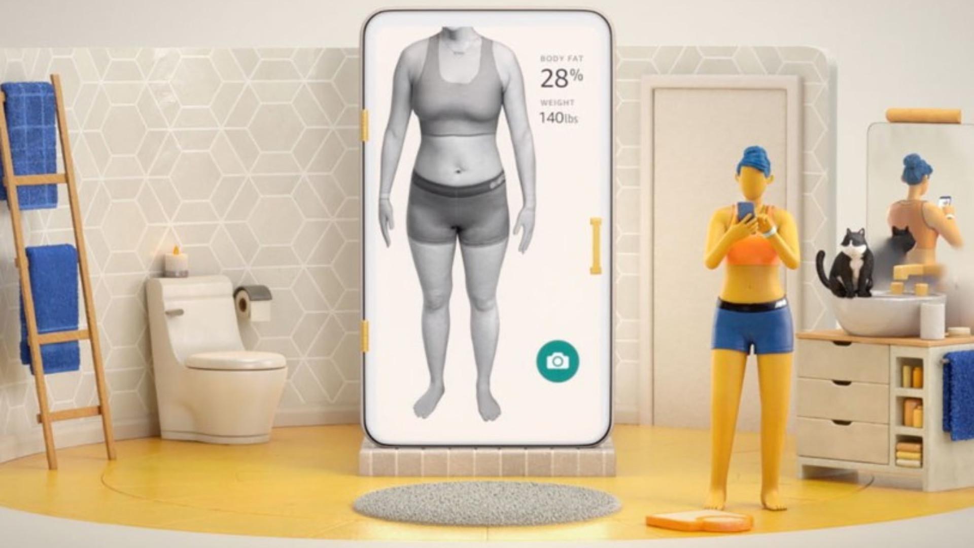 Amazon Halo Body feature