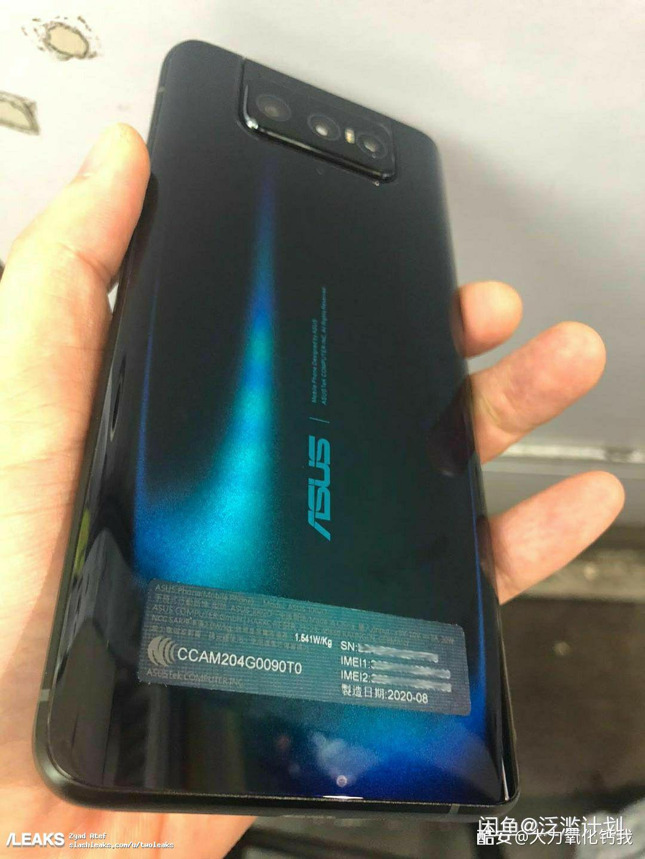 asus zenphone 7 leak 1080