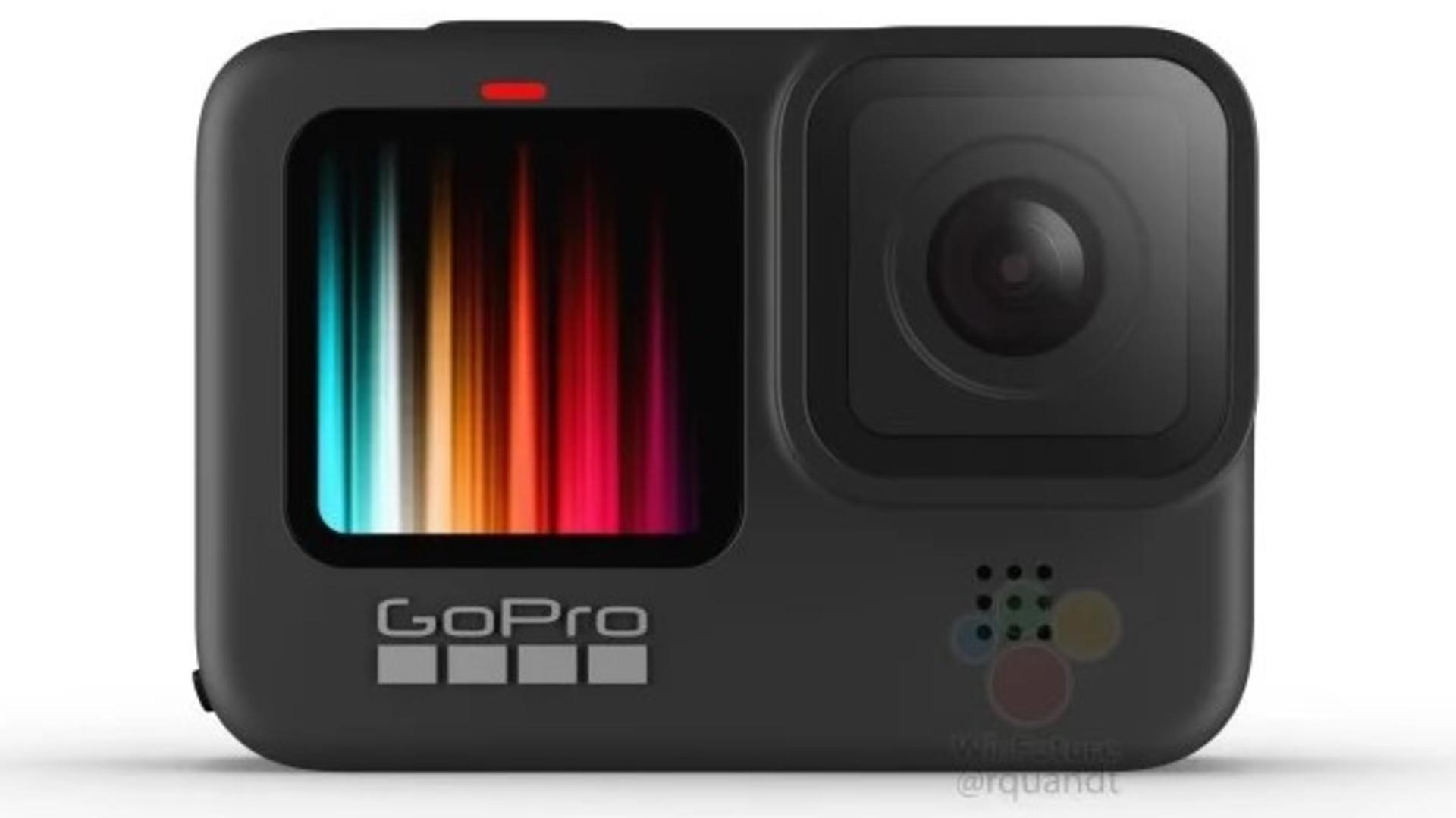 GoPro Hero 9 Black leak