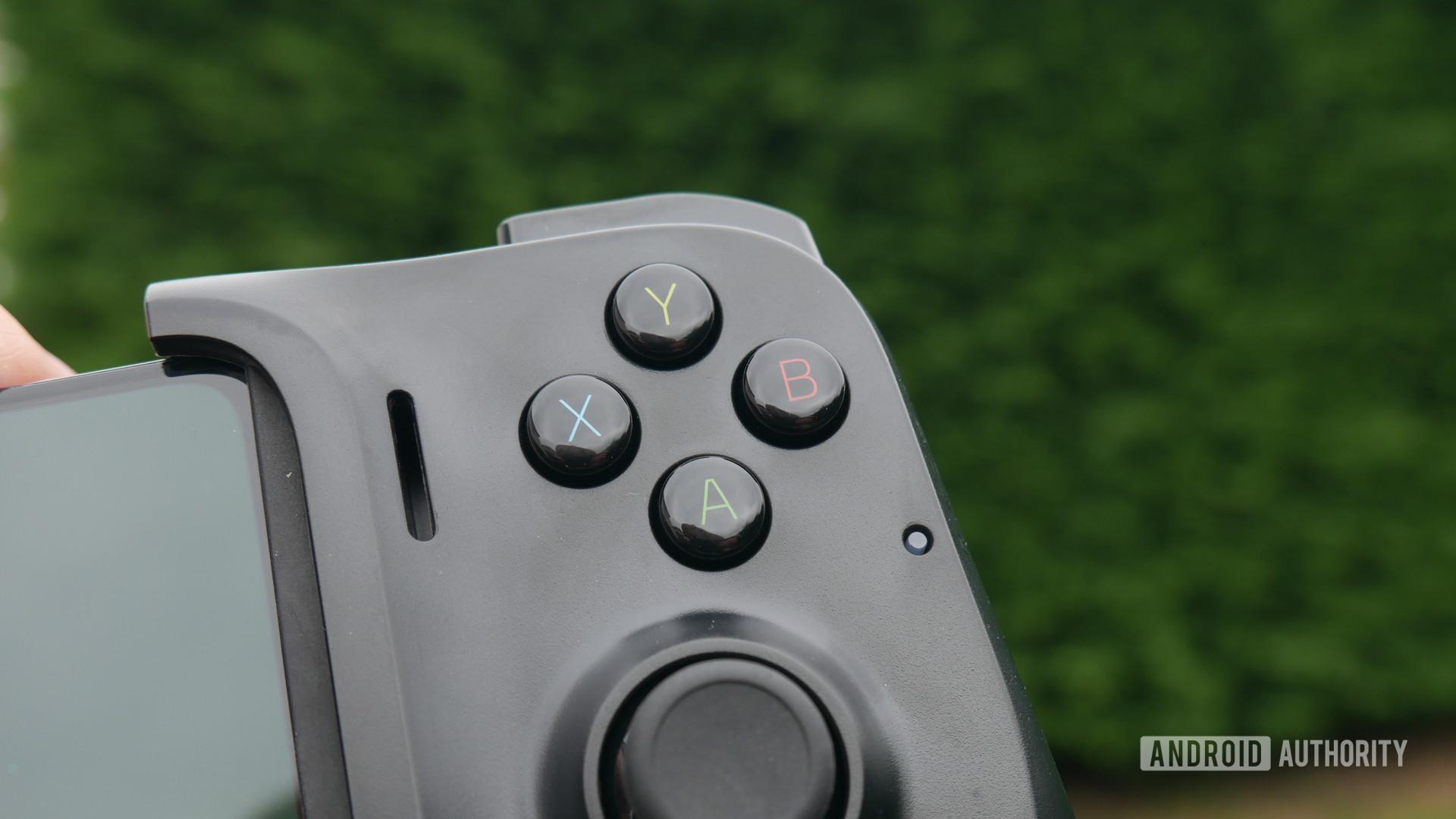 razer kishi xbox face buttons