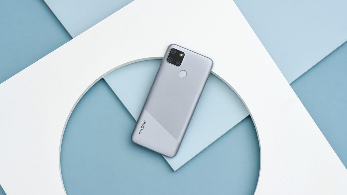 realme c12 - best phones under 10,000 rupees