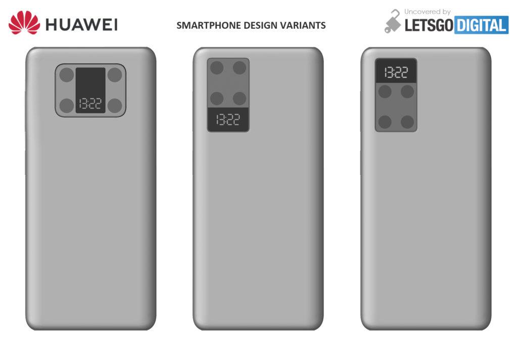 Huawei design patent
