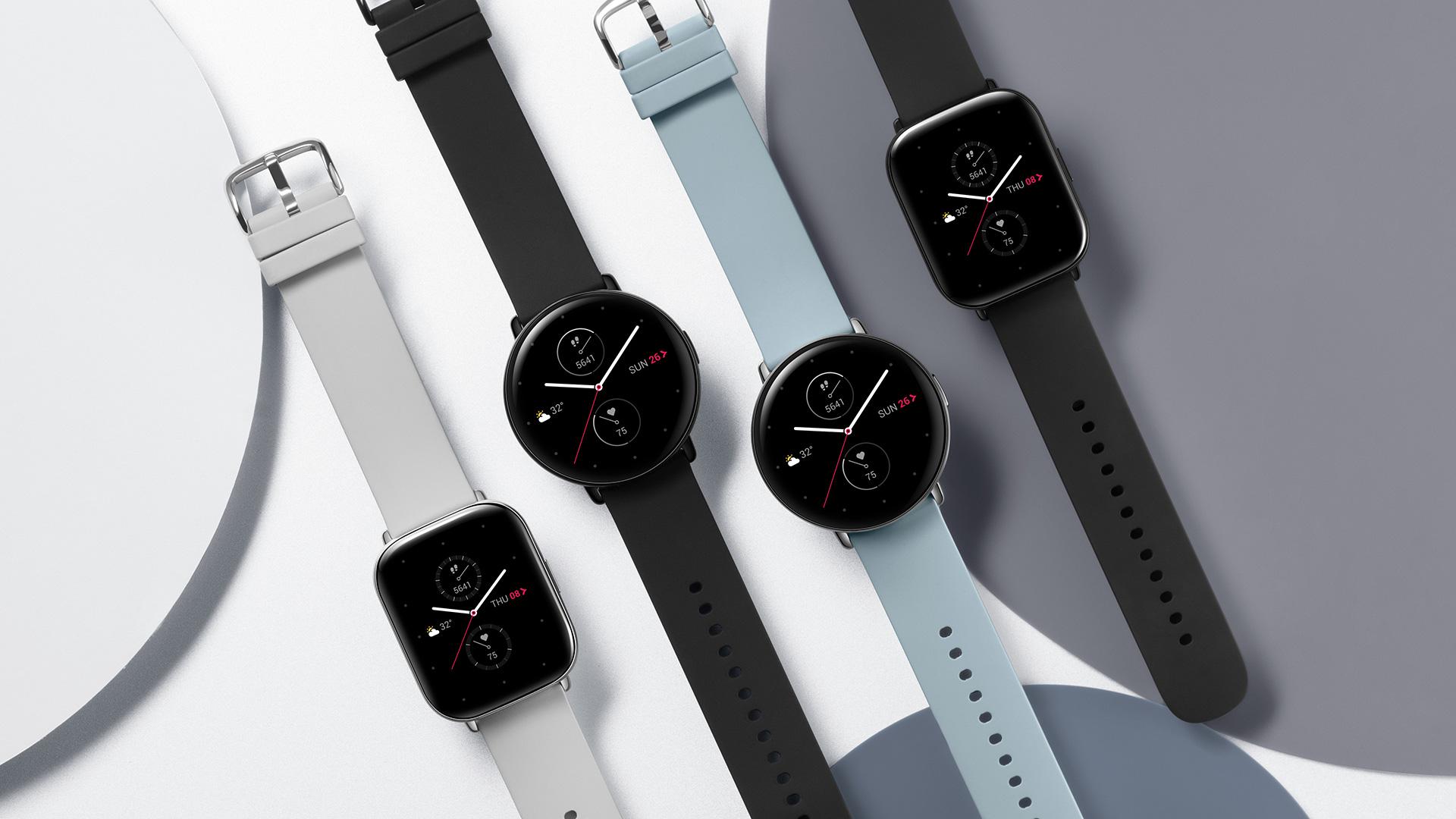 zepp e smartwatches