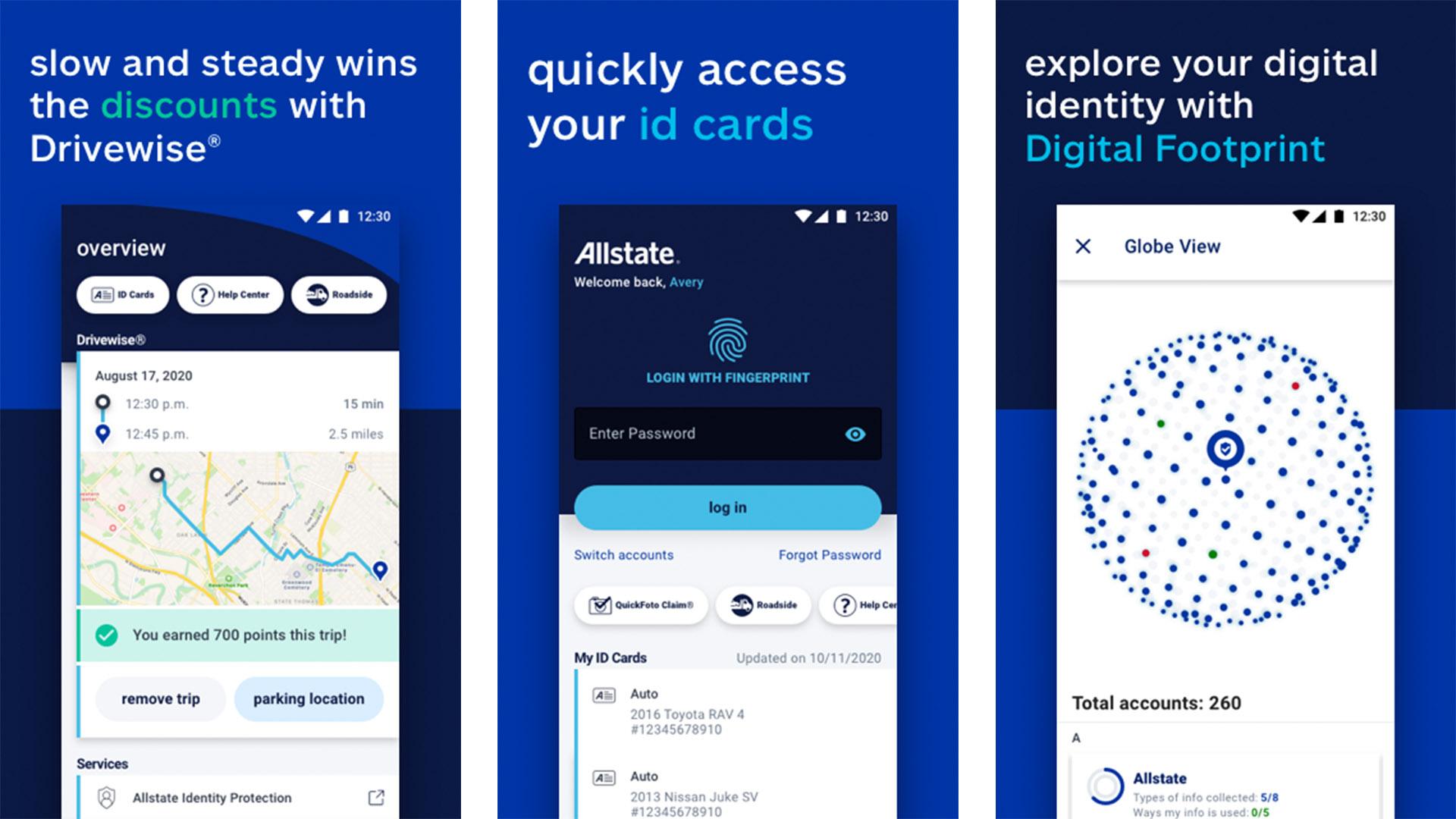 Allstate Mobile screenshot 2021