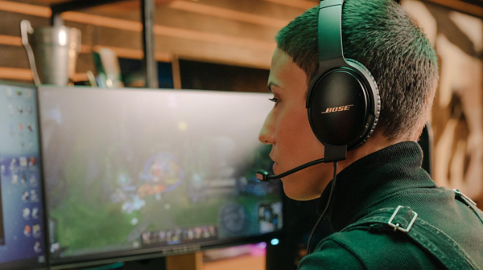 Bose QC 35 2 gaming headset