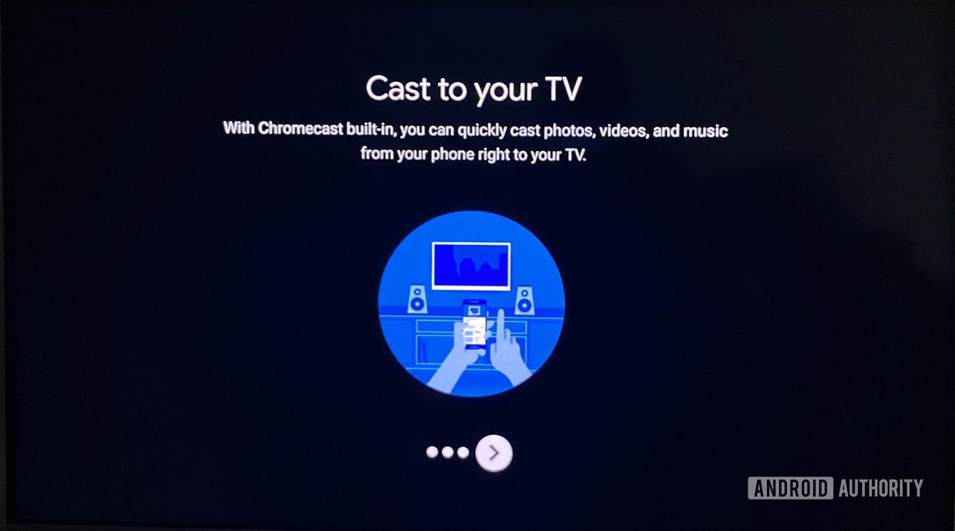 Chromecast On Android TV